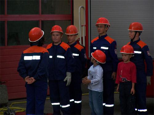 Feuerwehr in Panitzsch 1