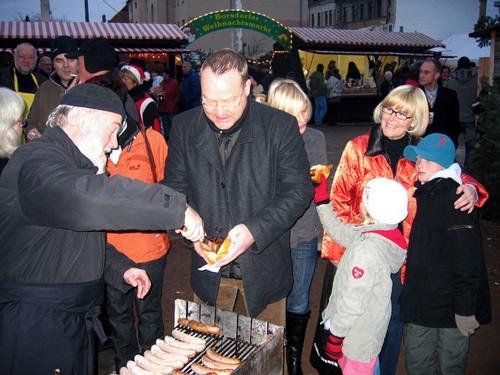 Borsdorfer Weihnachtsmarkt