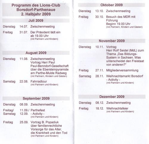 programm-2-halbjahr-2009