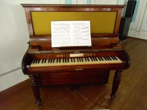 Bild 3 - Broadwood Klavier aus der Zeit des jungen Wagner