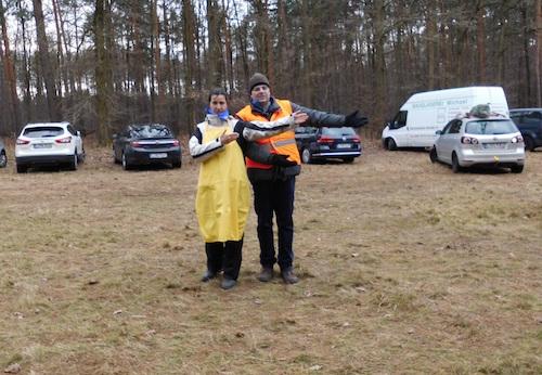 Bianca und Berthold Popadiuk - Da geht´s lang!
