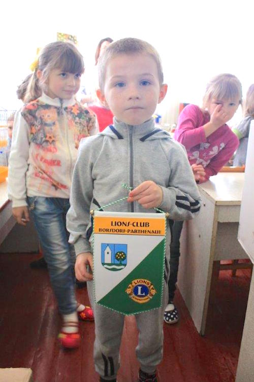 Kinder in der Ukraine